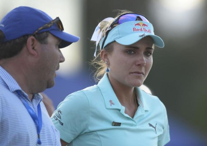 LPGA head says Lexi penalty left him in tears