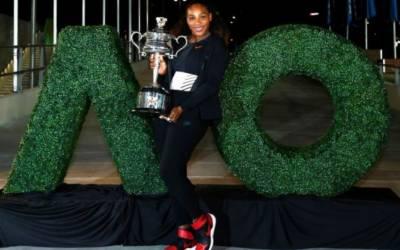 Serena Williams confirms pregnancy