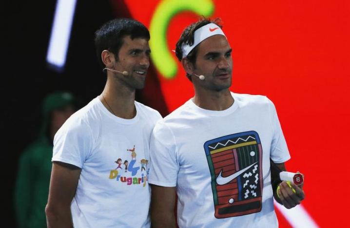 Djokovic should seek Federer's advice, says former mentor