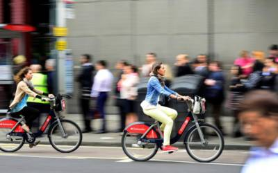 On your bike: Cycling to work linked with large health benefits