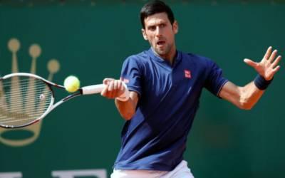 Tennis: Djokovic survives shock to reach Monte Carlo round three