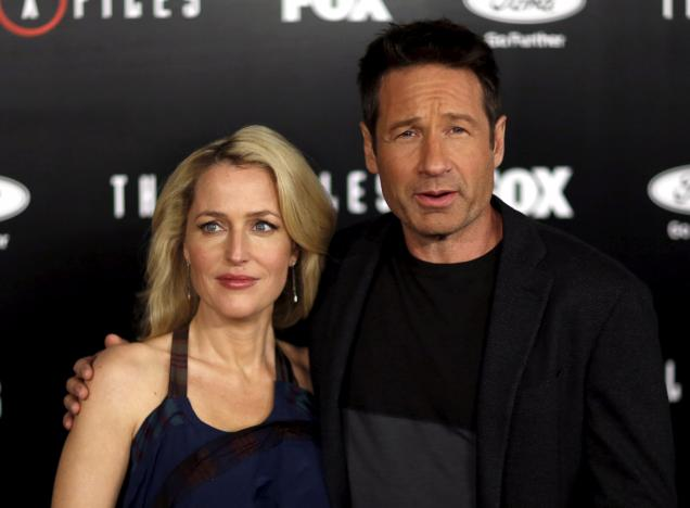 The truth is still out there as 'X-Files' returns for new season