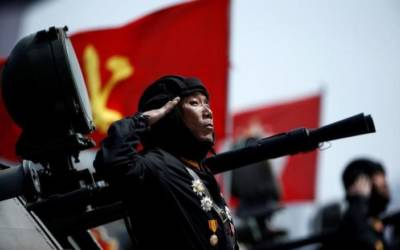 South Korea on heightened alert as North readies for army celebration