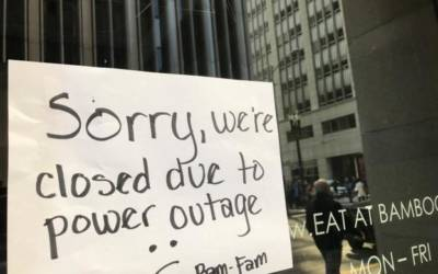 San Francisco power outage hits 90,000, business district affected