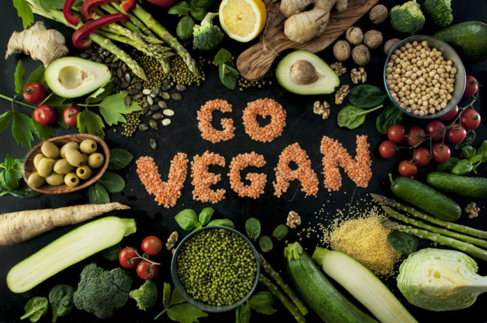 Losing weight can be as easy as starting a vegan diet