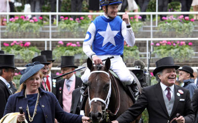 Two-Time Champion Tepin Retired from Racing
