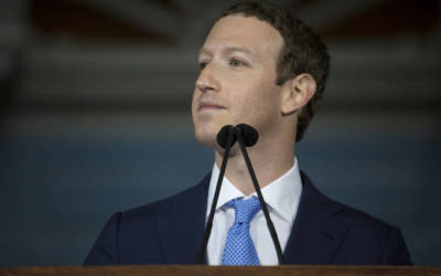 ZUCKERBERG CALLS FOR UNIVERSAL INCOME, NEW 'SOCIAL CONTRACT'