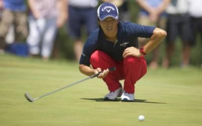 Golf: Once rising talent Ishikawa seeks form after back injury