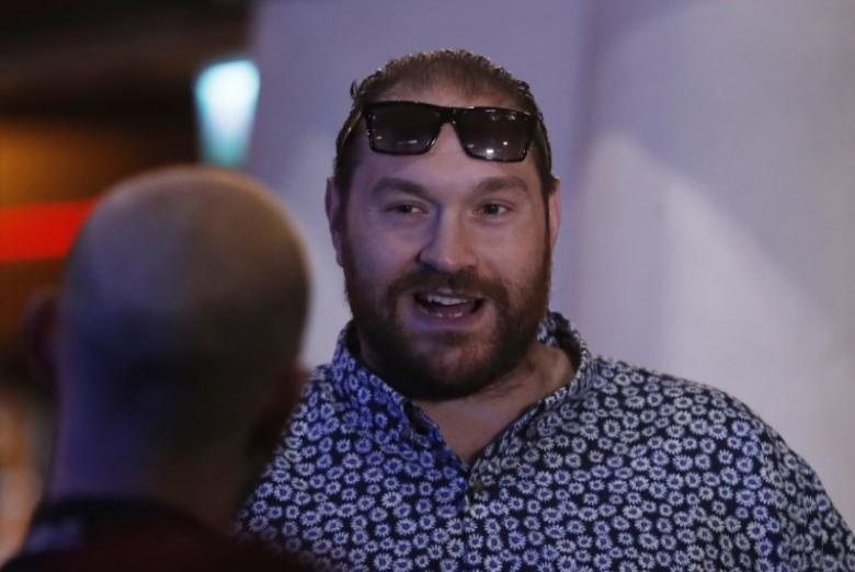 Fury maintains innocence before anti-doping hearing