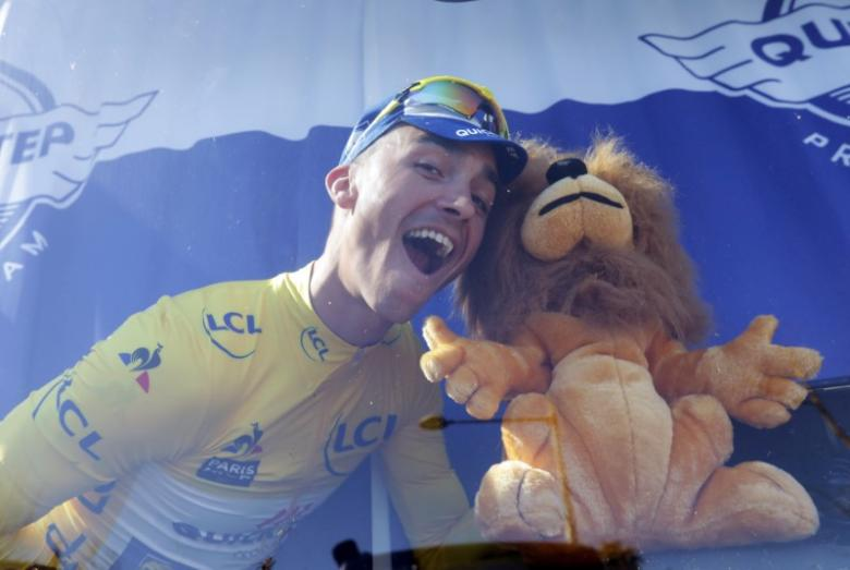 French hope Alaphilippe to miss Tour de France