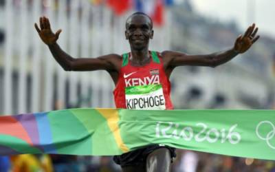 Nike's African trio target sub-two hour marathon