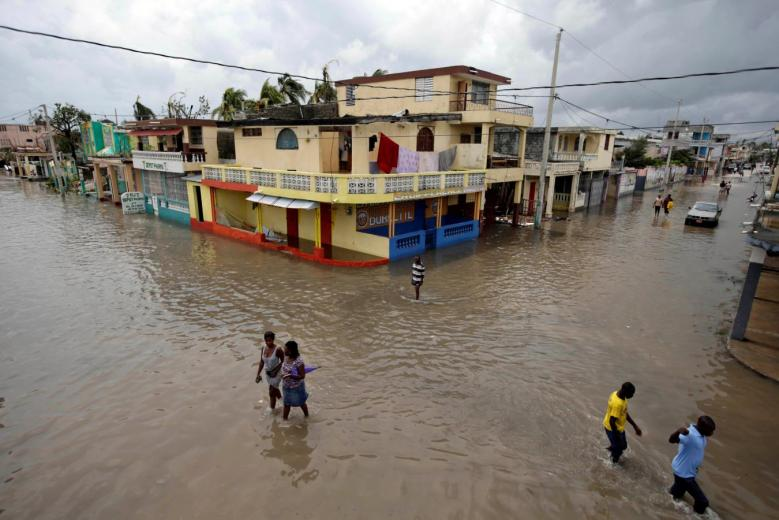 Five dead, 19 missing after Haiti rains, flooding: officials