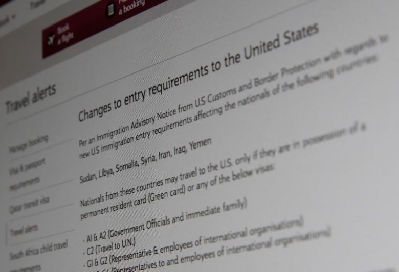Trump travel ban fight heads toward Supreme Court showdown