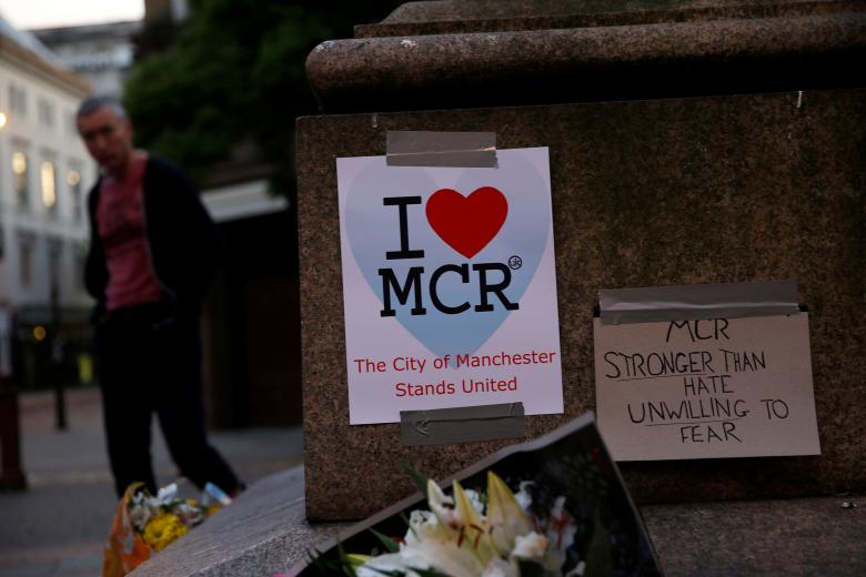 North American leagues urge vigilance after Manchester attack