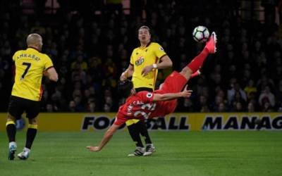 Magical Can goal boosts Liverpool's top-four push