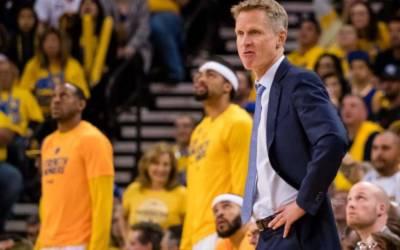 Warriors coach has spinal cord procedure, return uncertain