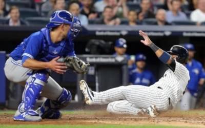 Baseball: Judge and 'Baby Bombers' make Bronx rebuilding a hit