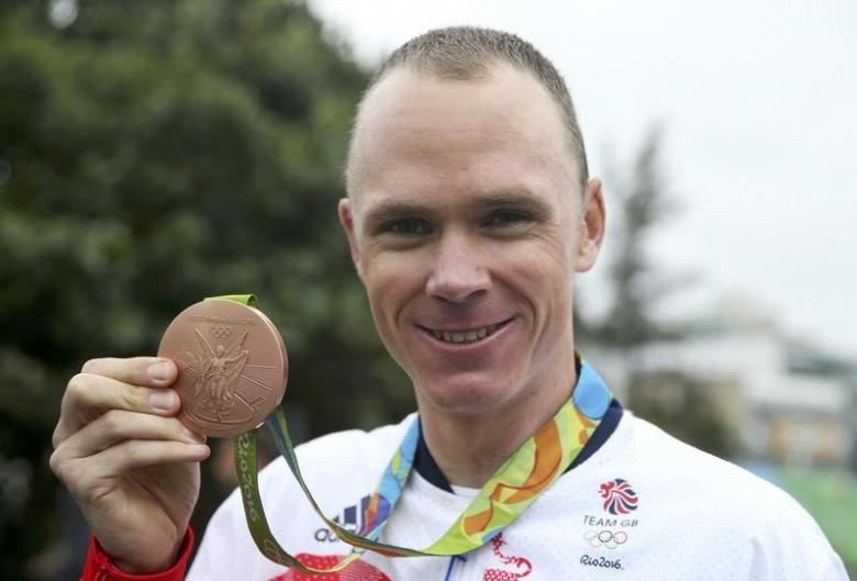 Cycling: Froome's bike was 'totaled' after hit-and-run incident