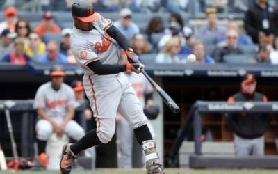 Orioles outfielder Jones says racially abused at Fenway Park