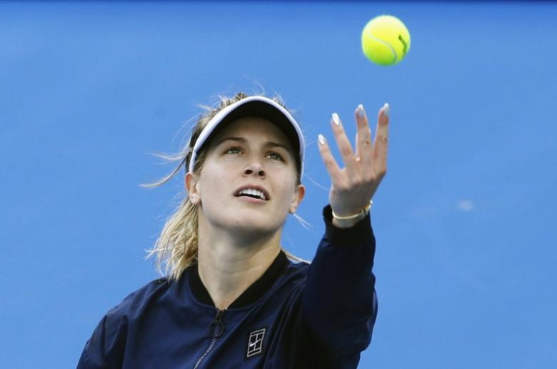 Bouchard lawyers accuse USTA of destroying footage of fall