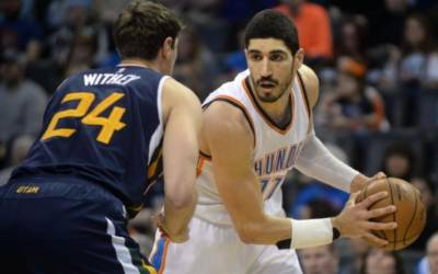 Turkish NBA star denied entry to Romania after passport canceled: police