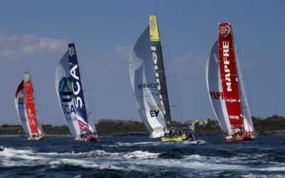 Sailing: Volvo Ocean Race makes 50 million euro bet on technology