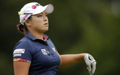 Homesick Jang puts family first on leaving LPGA