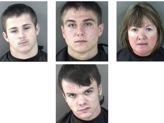 Four Vehicle Burglary Suspects Arrested in Vero Beach