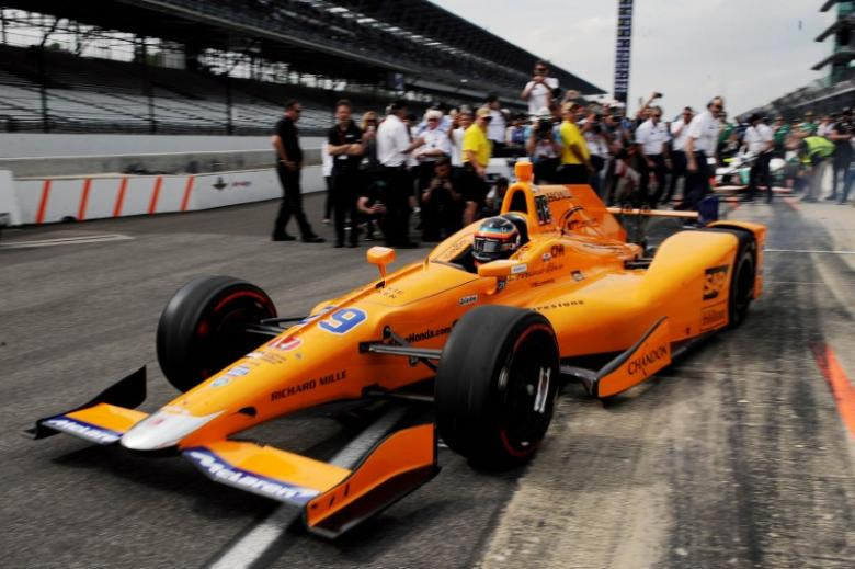 F1 master Alonso geared up for rookie Indy run