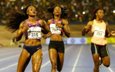 Thompson posts world leading 200m time in Kingston