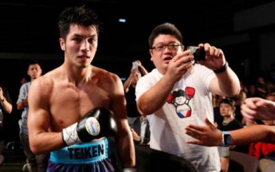 WBA order rematch of N'Dam-Murata title fight