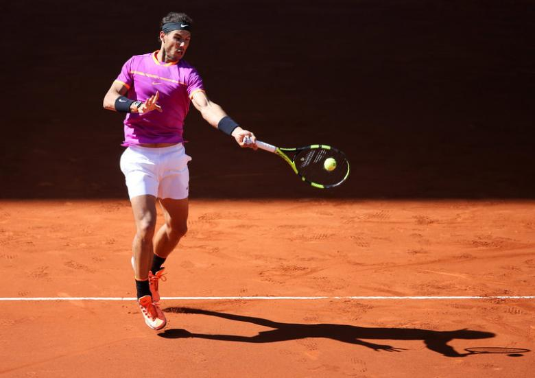 Mega-weapon fading as tennis broadens out?