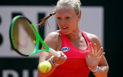Top seed Bertens in Nuremberg final again after Doi retires