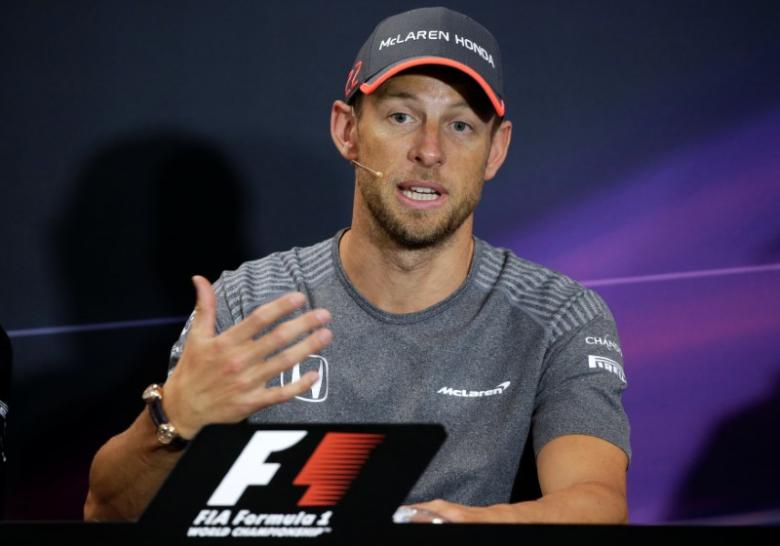 Button surprised by Alonso's Indy move
