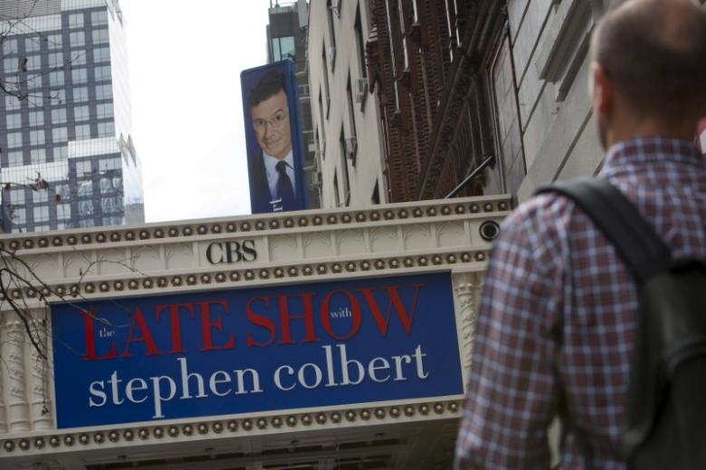 U.S. agency will not take action against CBS' 'Colbert' show