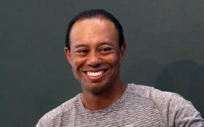 Tiger has no plans to retire, 'no hurry' to return either