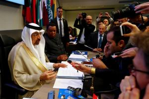 OPEC extends oil output cut by nine months: delegate