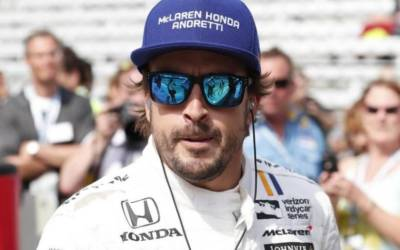 Alonso the rising tide lifting IndyCar
