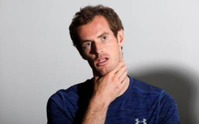 Murray struggles with illness on French Open eve: reports