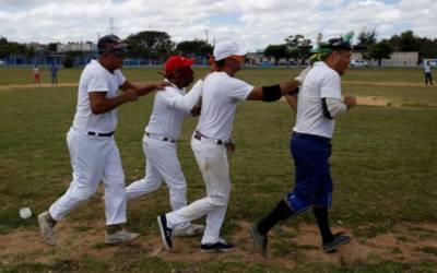Baseball for the blind takes flight in Cuba