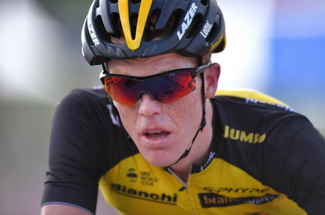 Cycling: Kruijwijk abandons Giro with stomach problems
