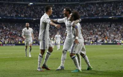 Talent-packed squad as key to Real success as Ronald: Ramos