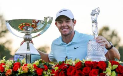 PGA Tour extends deal with FedEx through 2027