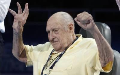 Oldest U.S. Olympic gold medalist Kiefer dies at 98