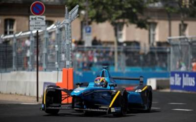 Another win for Buemi in Paris Formula E race