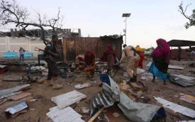 Al Shabaab bombing in Somali capital kills five, injures six