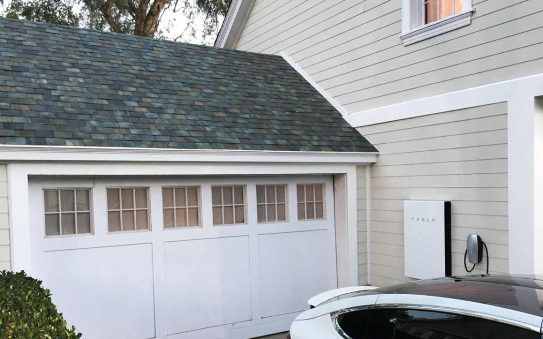 Tesla starts taking orders for premium solar roofs