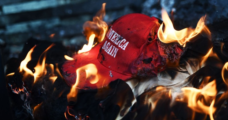 Republicans Facing Violence, Death Threats From Left-Wing Activists