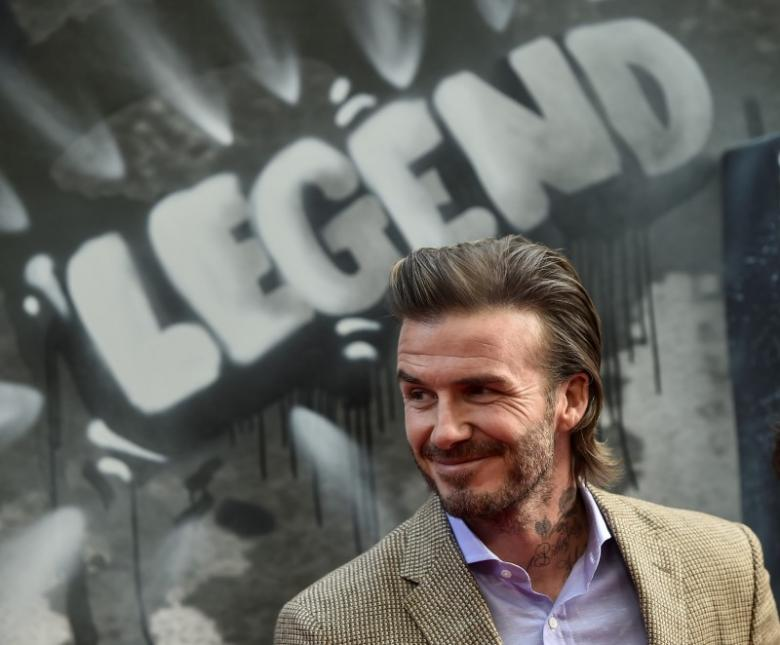 Beckham makes ballot for U.S. Soccer Hall of Fame