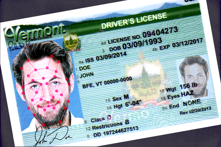 Vermont DMV Caught Using Illegal Facial Recognition Program